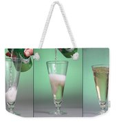 Carbonated Drink Weekender Tote Bag by Photo Researchers, Inc.