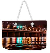 Champlain Bridge Weekender Tote Bag