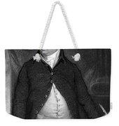 Charles Fox (1749-1806) Weekender Tote Bag