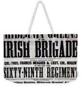 Civil War: Recruiting Weekender Tote Bag