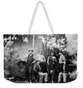 Civil War: Signal Corps Weekender Tote Bag
