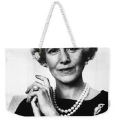 Clare Boothe Luce (1903-1987) Weekender Tote Bag