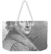 Claude-louis Berthollet, French Chemist Weekender Tote Bag by Science Source