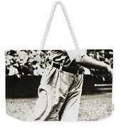 Cy Young (1867-1955) Weekender Tote Bag