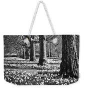 Daffodils In St. James's Park Weekender Tote Bag