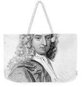 Daniel Defoe (c1659-1731) Weekender Tote Bag
