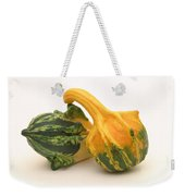 Decorative Squash Weekender Tote Bag
