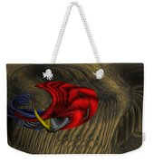 Deep Explorations Weekender Tote Bag