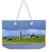 Devenish Monastic Site, Co. Fermanagh Weekender Tote Bag