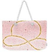 Dna Plasmid Weekender Tote Bag