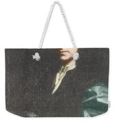 Edmond Halley, English Polymath Weekender Tote Bag