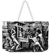 Elijah Parish Lovejoy Weekender Tote Bag