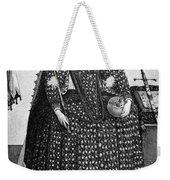 Elizabeth I (1533-1603) Weekender Tote Bag