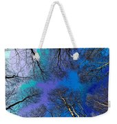 Epping Forest Art Weekender Tote Bag