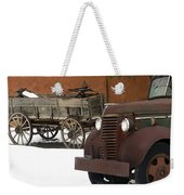 Even Older Weekender Tote Bag