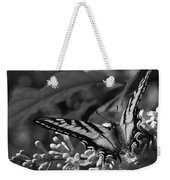 Expectation Of The Dawn Weekender Tote Bag by Sharon Mau