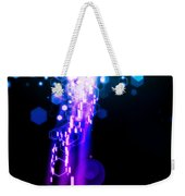 Explosion Of Lights Weekender Tote Bag by Setsiri Silapasuwanchai