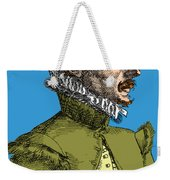 Felix Plater, Swiss Physician Weekender Tote Bag