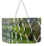 Fence Weekender Tote Bag