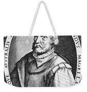 Ferdinand Magellan Weekender Tote Bag