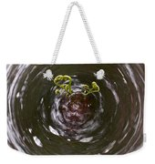Ferns In A Stream Weekender Tote Bag
