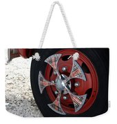 Fire Truck Spinners Weekender Tote Bag
