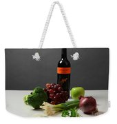 Foods Rich In Quercetin Weekender Tote Bag