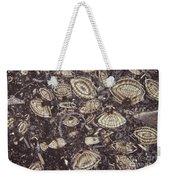 Foraminiferous Limestone Lm Weekender Tote Bag by M. I. Walker