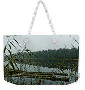 Forest Lake Weekender Tote Bag