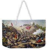 Fort Pillow Massacre, 1864 Weekender Tote Bag