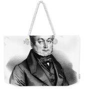 Fran�ois Magendie, French Physiologist Weekender Tote Bag