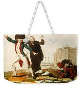 French Revolution, 1792 Weekender Tote Bag by Granger