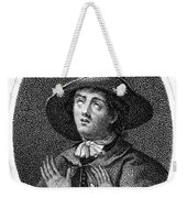 George Fox (1624-1691) Weekender Tote Bag by Granger