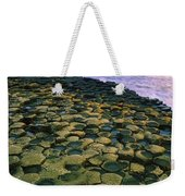 Giants Causeway, Co Antrim, Ireland Weekender Tote Bag