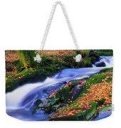 Glenmacnass Waterfall, Co Wicklow Weekender Tote Bag