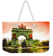 Grand Army Plaza Weekender Tote Bag