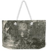 Grants Canal, 1862 Weekender Tote Bag by Photo Researchers