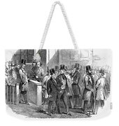 Great Britain: Parliament Weekender Tote Bag