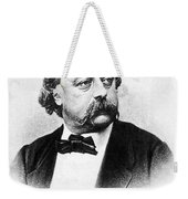 Gustave Flaubert (1821-1880) Weekender Tote Bag