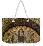 Hagia Sophia: Mosaic Weekender Tote Bag