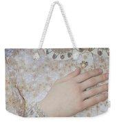 Hand Weekender Tote Bag