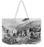 Harpers Ferry Insurrection, 1859 Weekender Tote Bag by Photo Researchers