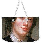 Harriet Beecher Stowe, American Weekender Tote Bag by Photo Researchers