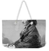 Harriet Beecher Stowe Weekender Tote Bag by Granger