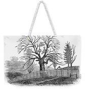 Hartford: Charter Oak Weekender Tote Bag