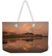 Hastings Sunset Weekender Tote Bag