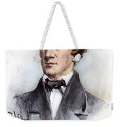 Henry David Thoreau Weekender Tote Bag