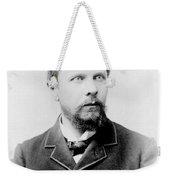 Henry James, American-born British Weekender Tote Bag