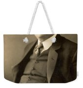 Herbert George Wells Weekender Tote Bag
