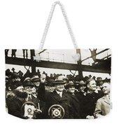 Herbert Hoover (1874-1964) Weekender Tote Bag